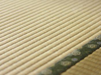 畳をきれいにしたい 新調(表:普及品+建材床)