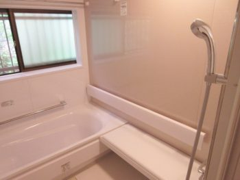 各務原市 Y様邸 浴室・LDK介護リフォーム